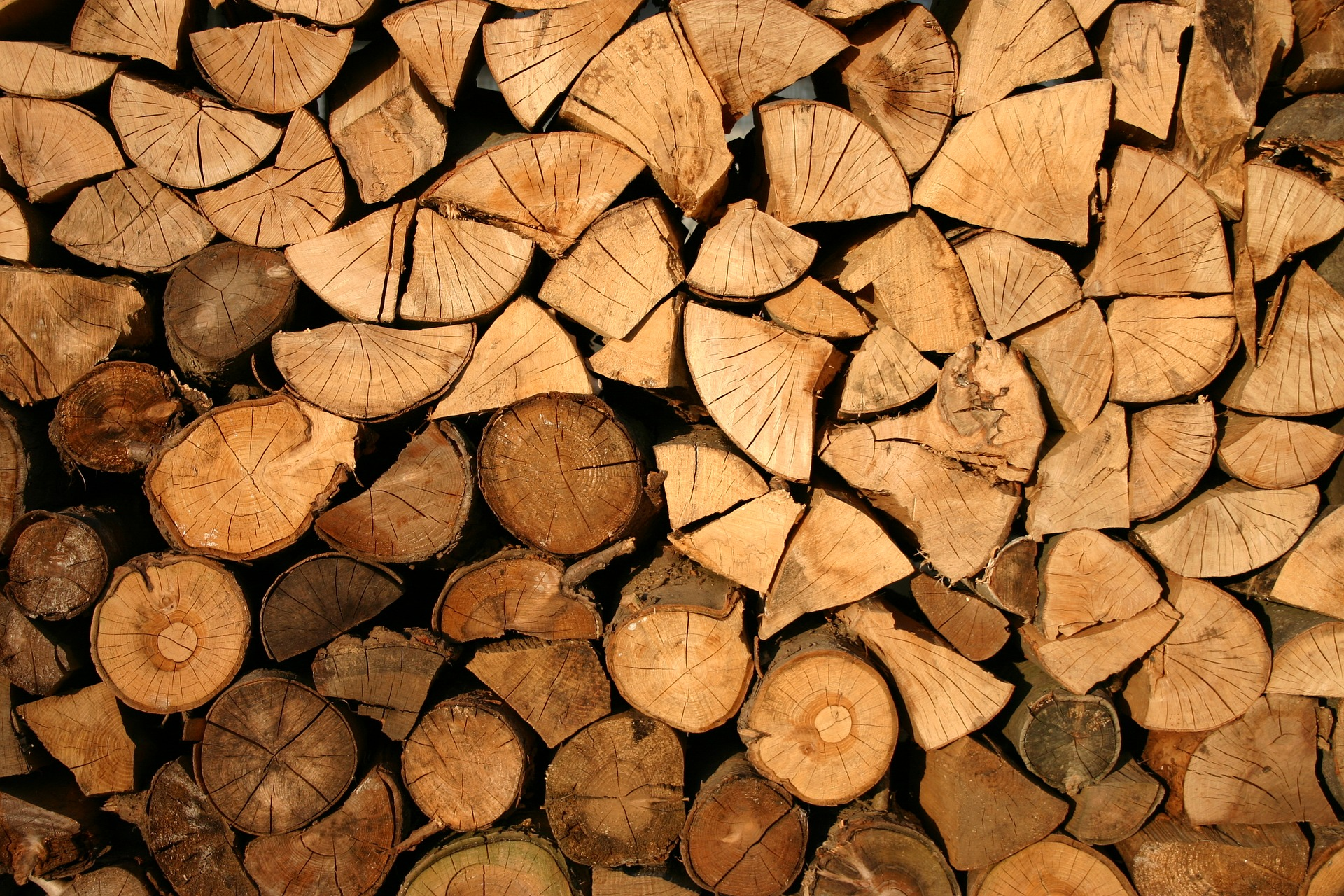 Seasoned firewood available now